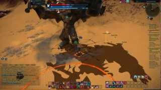Tera: Warrior -Reckless- BAM Solo (lvl 36 Giant) HD