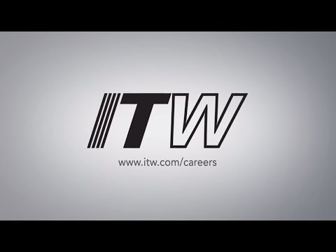 Working at Illinois Tool Works (ITW)  | Internship Program