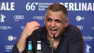 A Dragon Arrives | Highlights Press Conference | Berlinale 2016