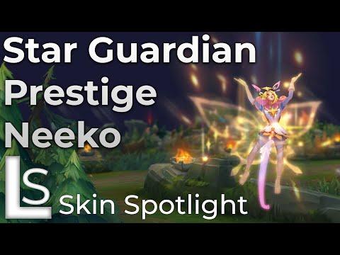 Star Guardian Prestige Neeko - Skin Spotlight - League of Legends