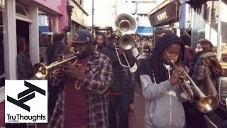 The Hot 8 Brass Band -