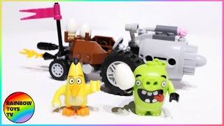 Angry Birds LEGO ? Piggy Car Escape - Chuck, Piggy (75821) Speed build