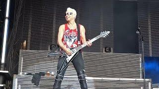 Scorpions Raised On Rock Lahti, Finland 12.7.2014