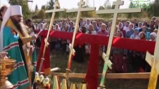 видео Преподобного Сергия Радонежского Храм в Бусиново