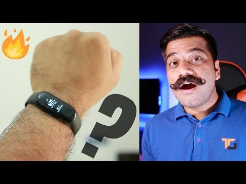 Xiaomi Mi Band 3 Unboxing & First Look - Best Budget Fitness