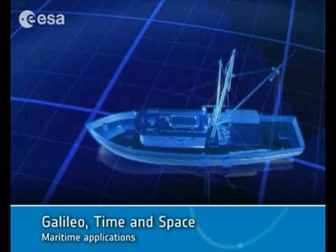 Galileo, Time and Space - Maritime applications