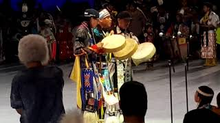 GATHERING OF NATIONS POW WOW 2019   Day 2  :  Hand Drum Competition