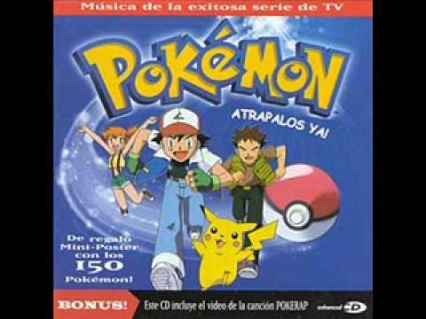 Pokémon atrapalos ya! Tema de Pokemon~Latino