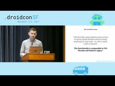 Droidcon SF 2017 - Fun With Native Code On Android