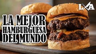 La Mejor Hamburguesa del Mundo | 4 Tipos de Carne | Receta de Locos X el Asado