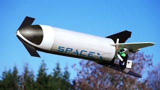 SpaceX Starship Test Model - BFR
