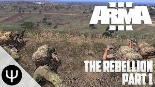 ARMA 3: Altis Life — The Rebellion — Part 1 — Reborn!