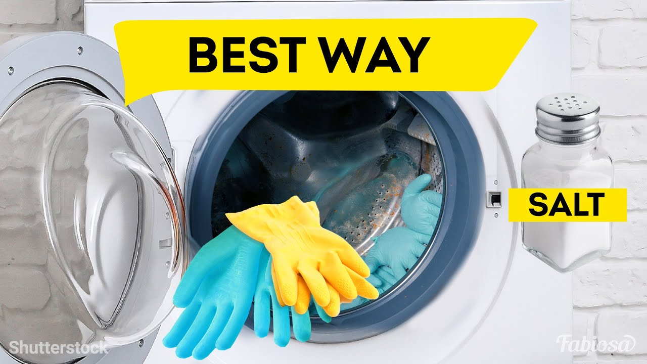 How to clean a washing machine: 8 best ways to remove rust and buildup