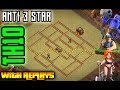 BEST TH10(TOWN HALL 10)  War Base  Anti 3 Star Annti All troops  With Replays  Clash of Clans  2018