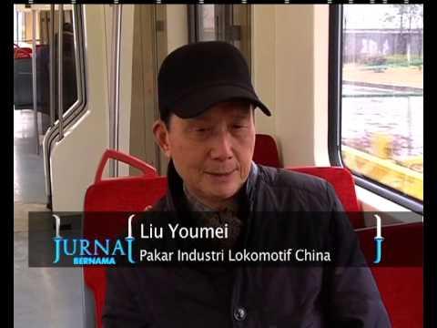 Kilang Keretapi CSR Zhuzhou JURNAL BERNAMA