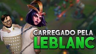 CARREGADO PELA LEBLANC