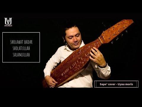 Sholawat Badar Sholatullah Salamullah I Sape' Cover -  Uyau moris