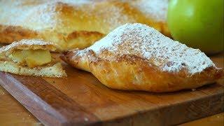 """Самый Вкусный Пирог с Яблоками """"Восточная Кантата""""!"""
