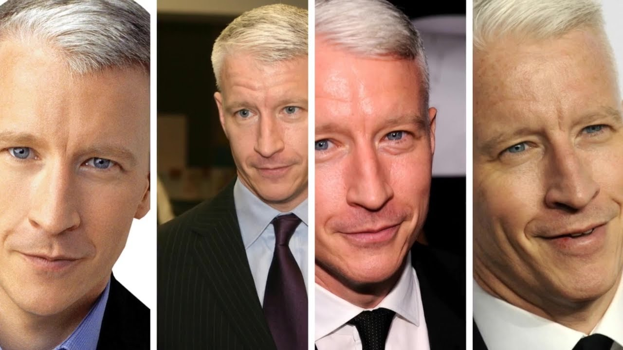 Anderson Cooper Net Worth 2018: Wiki, Married, Family
