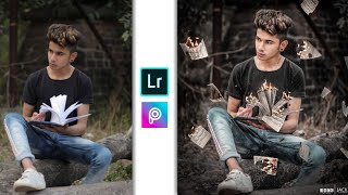 Lightroom Mobile New Pic Editing @Jack_Nikam🔥|| PicsArt New Photo Editing Tutorial || SK EDITZ