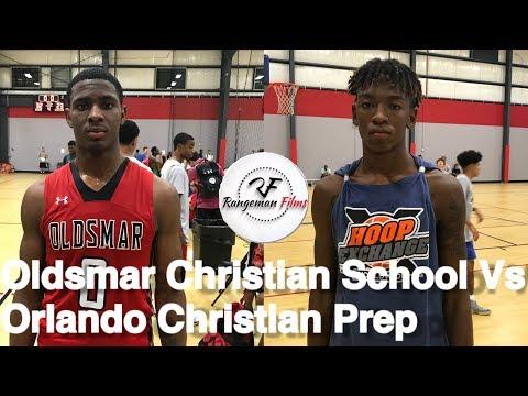 Oldsmar Christian School vs Orlando Christian Prep | HoopExchange Showcase