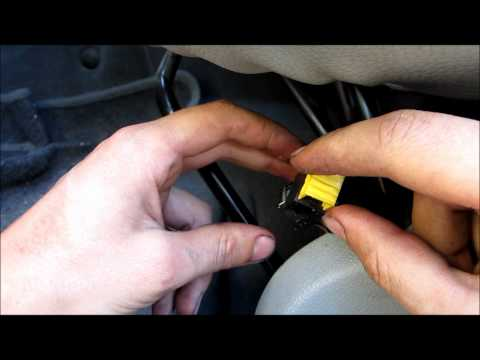 TUTO réparer le problème du voyant d'airbag Kangoo (how repair airbag warning light)