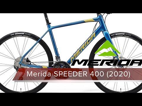 Merida SPEEDER 400 EASY, UNIVERSAL, FAST AND COMFORTABLE bike