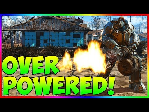 Video Clip Hay Fallout 4 Max Level Right Out Of The Vault