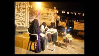 كلمة لـ بنت الشهيده تفاحة في منصة ساحة التغيير صنعاء .wmv