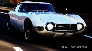 "Re:birth TOYOTA 2000GT 〜 ""RHV 〜 Rocky Hybrid Vehicle"