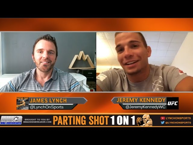 Jeremy Kennedy talks UFC on FOX 25 victory, vacation & training at Xtreme Couture