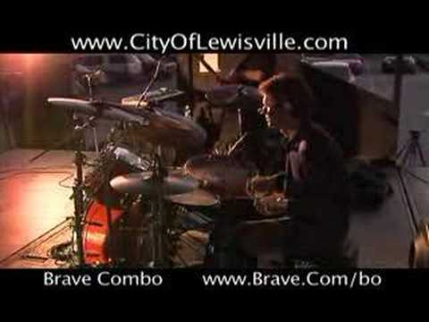 City Of Lewisville - Denton's Brave Combo