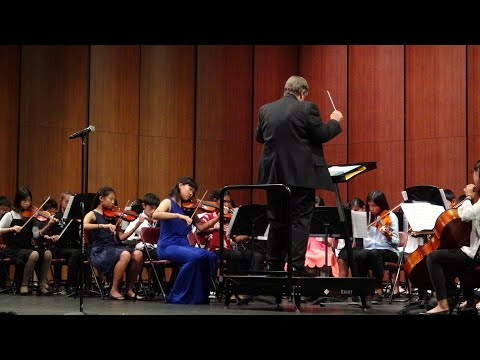 First Avenue Middle School Orchestra Fall String Concert 2019