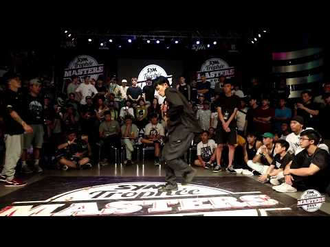 Bboy Solo 1on1 Best8-1 Bboy Taower vs Bboy Sky|20170729 SYM