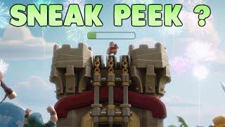Clash of Clans - SNEAK PEEK pour mise à jour ??
