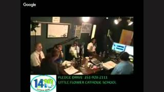 Little Flower Catholic School on Archangel Radio Pledge Drive Fall 2015