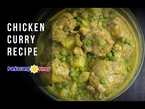 Chicken curry panlasang pinoy youtube chicken curry panlasang pinoy forumfinder Images