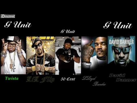 50 cent feat lloyd banks twista lil flip  david banner like a pimp remix