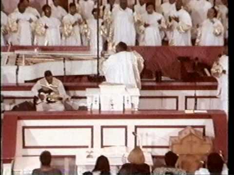 "Alabama State Mass Choir ""My Soul Got Another Dip"""