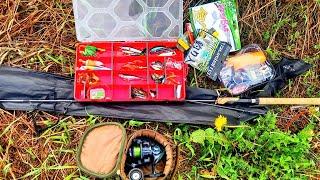 рыбалка щука на поплавок первая рыбалка на кружки в это сезоне шука клюет ловим живща