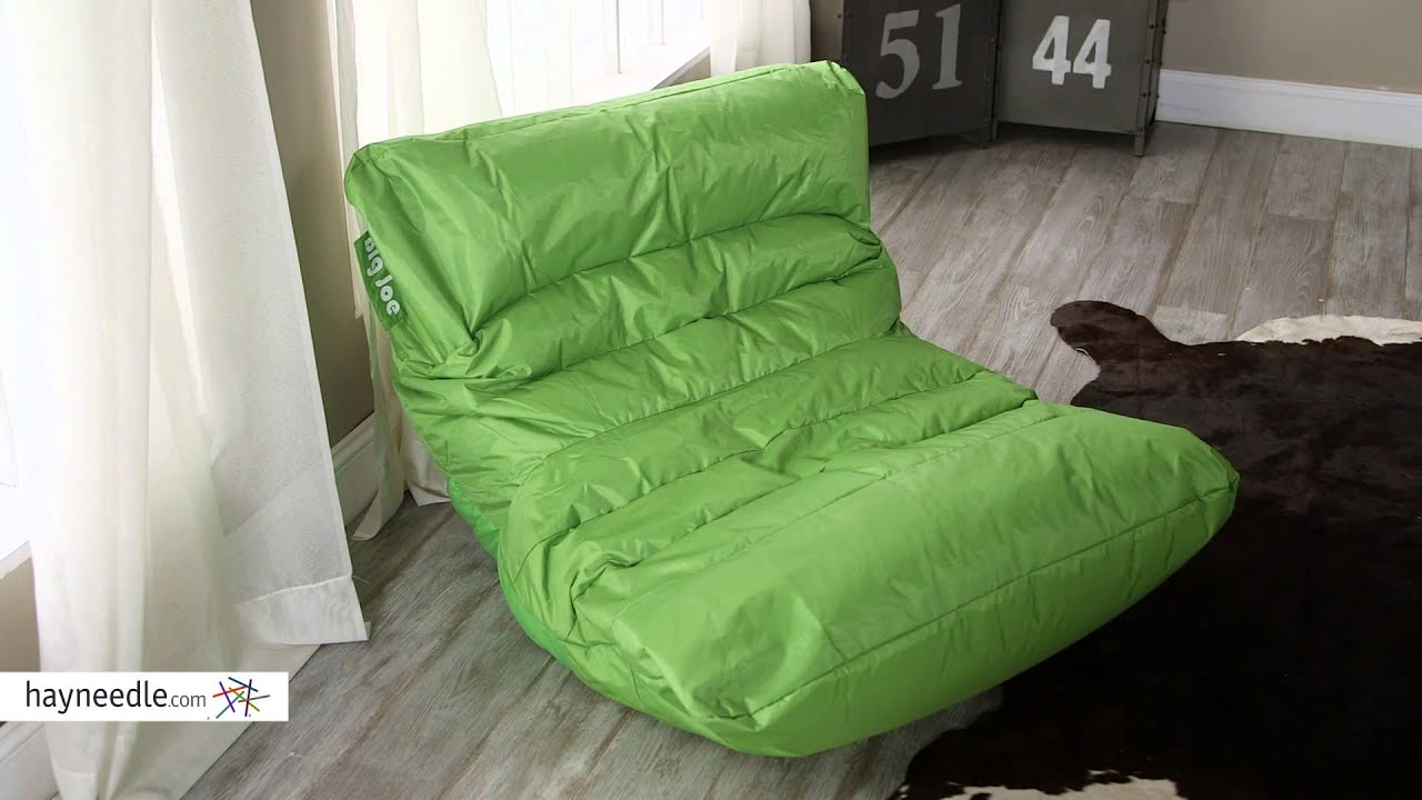 Big Joe Roma Bean Bag Chair   Product Review Video