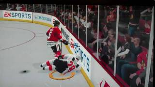 Rammer on Physics in NHL 11
