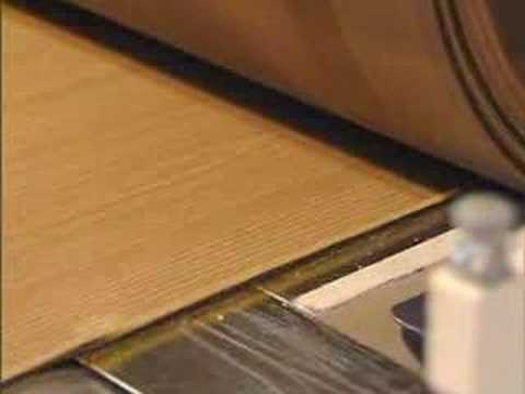 What Is Laminate Flooring Made Of how laminate flooring is made (5 of 10) - youtube