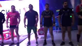 Обзор турнира по жиму штанги лежа Geraklion