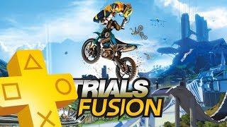 Trials Fusion PS Plus June 2018 until July 2018
