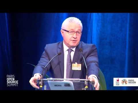 L'Open Source chez PSA Peugeot Citroen, Jean-Luc PERRARD