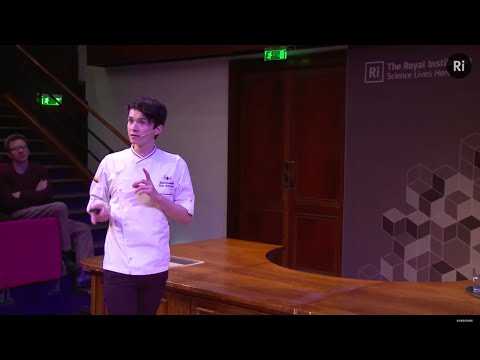 """""""Food, the Brain and Us"""" • Royal Institution • Charles Michel"""