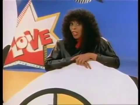 Donna Summer (clip) - Love Is in Control