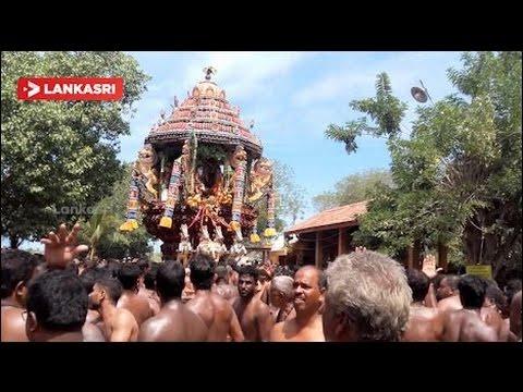 Jaffna Thondamanaru Selvasanithiyan Temple Festival