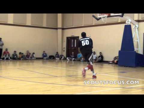 3Black #18 Victor M Garate, 5'8 155lbs, Austin Waldorf School TX 2013